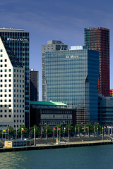 Rotterdam. Boompjes