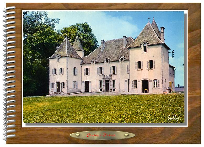 63690 AVEZE  Château de Chazelles