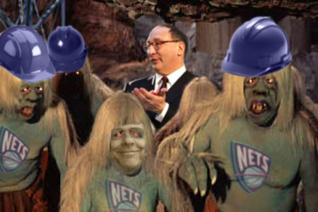 Ratner and his morlocks
