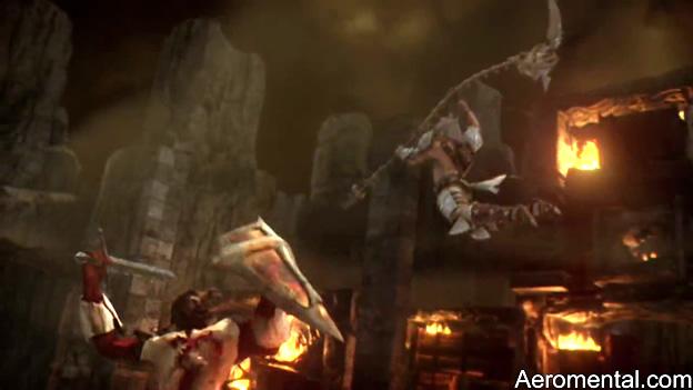 juego EA Dante's Inferno