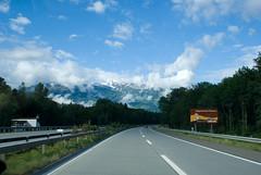On the swiss autobahn