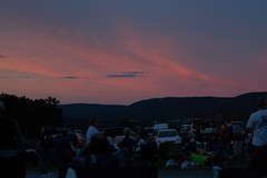 Sunset Over Happy Valley (GirlOnAMission) Tags: summer 4thofjuly happyvalley 2009 psu