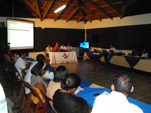 Sesión inaugural Taller Copresida Guaraguao