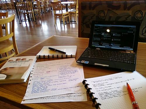 Anonymous coffee shop