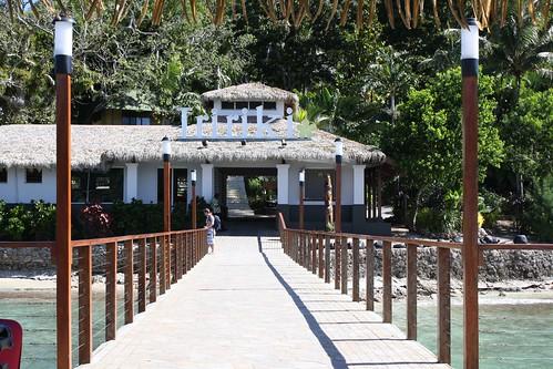 Iririki Dock