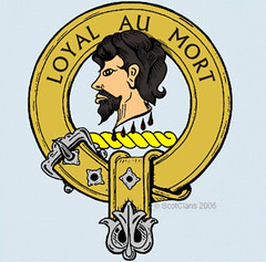 Adair Clan Crest