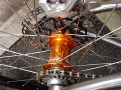 Mango King SS Hub (multispeedstu) Tags: jones niche bikes mtb singlespeed bling ti 29er chrisking mountainbikes