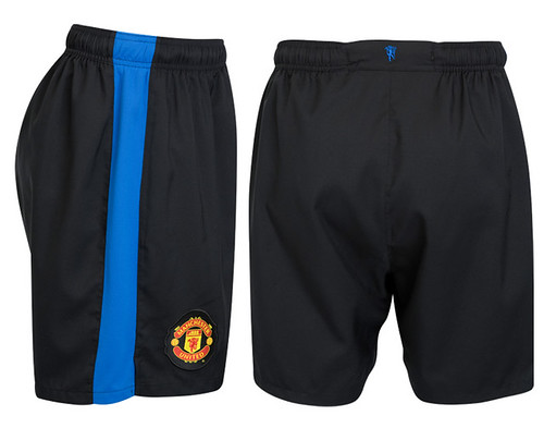 Manchester United 2009-10 change shorts