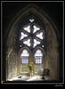 Abadía de Iona (Escocia) (Harrycruz2) Tags: backlight contraluz ventana scotland reflex olympus escocia usuarios ionaisland e500 uro zuyko