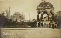 Istanbul, German fountain (blauepics) Tags: world turkey war trkei german empire soldiers ottoman reich soldaten deutsche constantinople weltkrieg kaiserbrunnen truppen konstantinopel osmanisches visipix