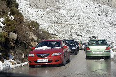 IMG_8088 (Miguel Angel Mora (GSi_PoweR)) Tags: espaa snow andaluca carretera nieve nevada sunday bosque granada costadelsol domingo maroma mlaga mountainroad meteorologa axarqua puertomontaa zafarraya sierraalmijara caosalcaiceria