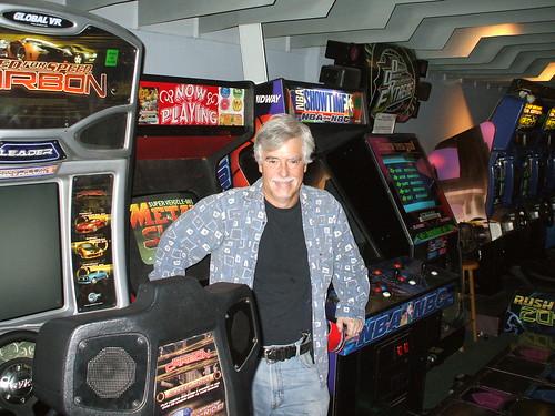Starbase Arcade Video Bob San Rafael CA.JPG