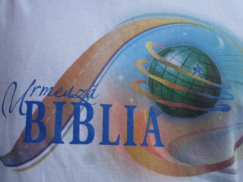 Logo Urmează Biblia