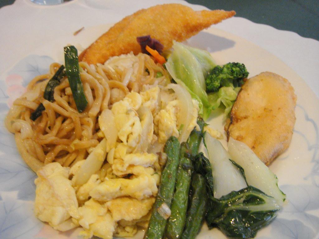 Buffet Plate Veggie
