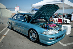 Teal Integra (EMIV) Tags: acura integra nisei da9