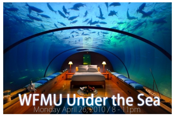 WFMU Under the Sea