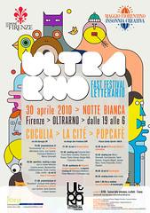 Ultrarno Fast Festival Letterario a Firenze