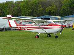 G-ASSS (QSY on-route) Tags: kemble gasss egbp gvfwe greatvintageflyingweekend 09052010