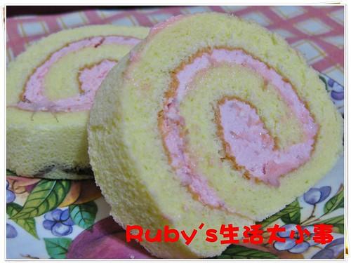 亞尼克日式櫻花捲蛋糕 (2)