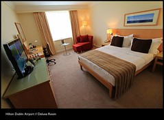Overview of our Deluxe Room // 4th Floor // Front Views // Double Bed // large TV // Complimentary still : sparkling water // Breakfast included in rate // Free Airport // Hotel shuttle transfers // The Hilton Hotel Dublin Airport : Ireland : EMBRACE! (|| UggBoyUggGirl || PHOTO || WORLD || TRAVEL ||) Tags: park ireland houses windows dublin irish marriott table island shower tv bed bedroom bath key republic arch weekend chocolate room champagne may strawberries eire plush livingroom worldwide views friendly safe ottoman marble minibar roomservice citycentre picnik overview bedding dublinairport ststephensgreen doublebed booking southcity shelbournehotel shuttlebus friendliness hiltonhotel dublinia roomkeys saintstephensgreen juniorsuite irishlove northcity blueskyclouds wolftone kingsizedbed irishpride deluxeroom hiltondublin hotelsandresorts irishluck pecksniffs airporthilton may2011 moretravel smilesahead hiltondublinairport marriottbrand laveryhouse ststephenssgreenhouse