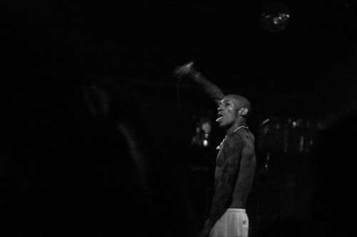 Tricky @ Lucerna Music Bar (2010)