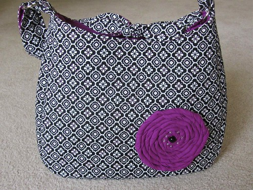 Black/Purple Hobo