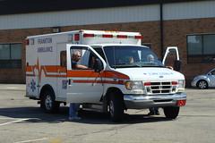 Frankton Ambulance 3 (Evan Amick) Tags: rescue grass station saint 30 hospital fire flight engine stat ambulance volunteer 36 35 31 32 johns frankton franktonfire