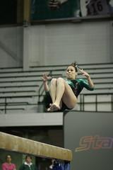 MSU Gymnastics 14.JPG (eric.mackinnon) Tags: michiganstateuniversity msu gymnastics spartan balancebeam collegegymnastics