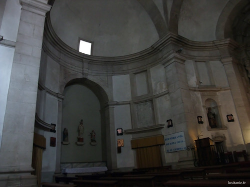 Beaux volumes pour cette église trois fois centenaire