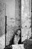 Bootleg Collective (nikonian_83) Tags: blackandwhite bw woman abandoned mannequin female 50mm nikon houston couch warehouse warehousedistrict armless leaning bootleg collective d700