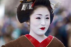 Baikasai (The plum-blossom festival) #46 (Onihide) Tags: baikasai kamishichiken ichimame sakkou