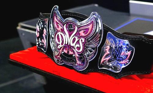 wwe divas championship belt. WWE Raw Divas Championship