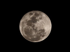 Full Moon on March 11, 2009 (K. Shreesh) Tags: moon india pune 50d supershot eos50d ef400f56l thechallengegame goldstaraward