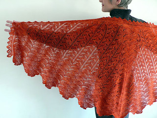 Ravelry: Maplewing pattern by Anne Hanson