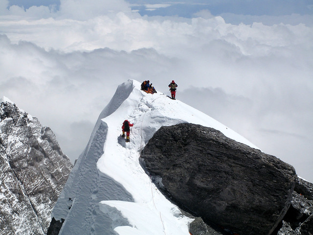 South Summit of Everest
