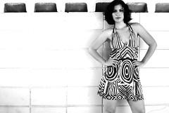 B&W (liss_mcbovzla) Tags: woman girl mujer chica dress venezuela zulia vestido maracaibo