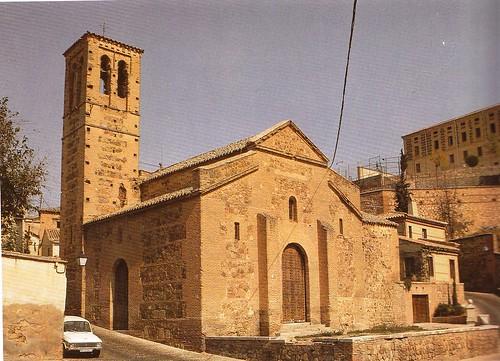 Iglesia de San Sebastián (Toledo) en los años 80