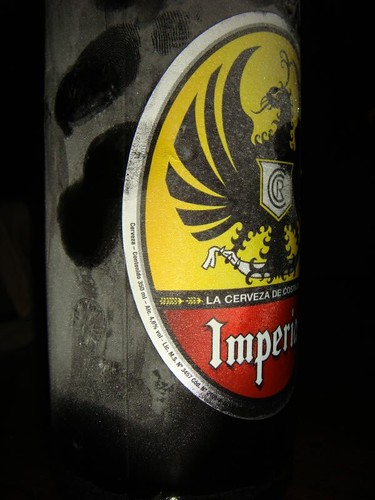 The Nazi Beer (which despite the name was to be a true favourite of ours in Costa Rica)