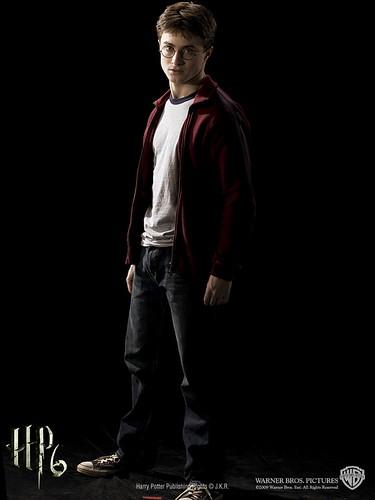 Daniel Radcliffe Misterio del Príncipe