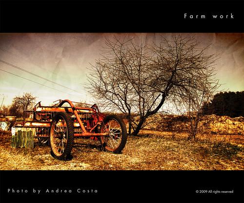 """Farm work """"explore Mar 22/2009 #271xx"""""""