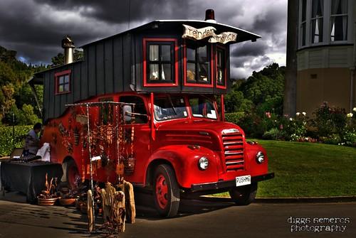creative truck