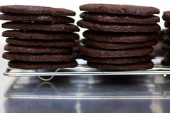 Homemade Chocolate Wafers