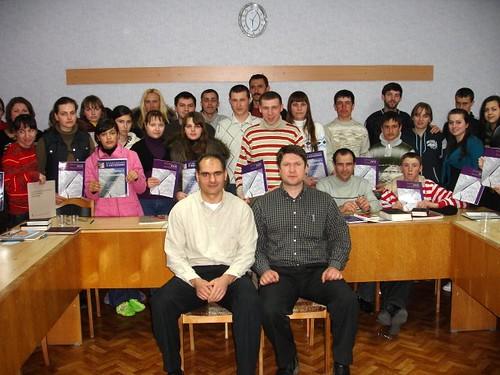 """Seminar Cum sa studiem Biblia cu liderii de la misiunea """"Viaţa Noua"""""""