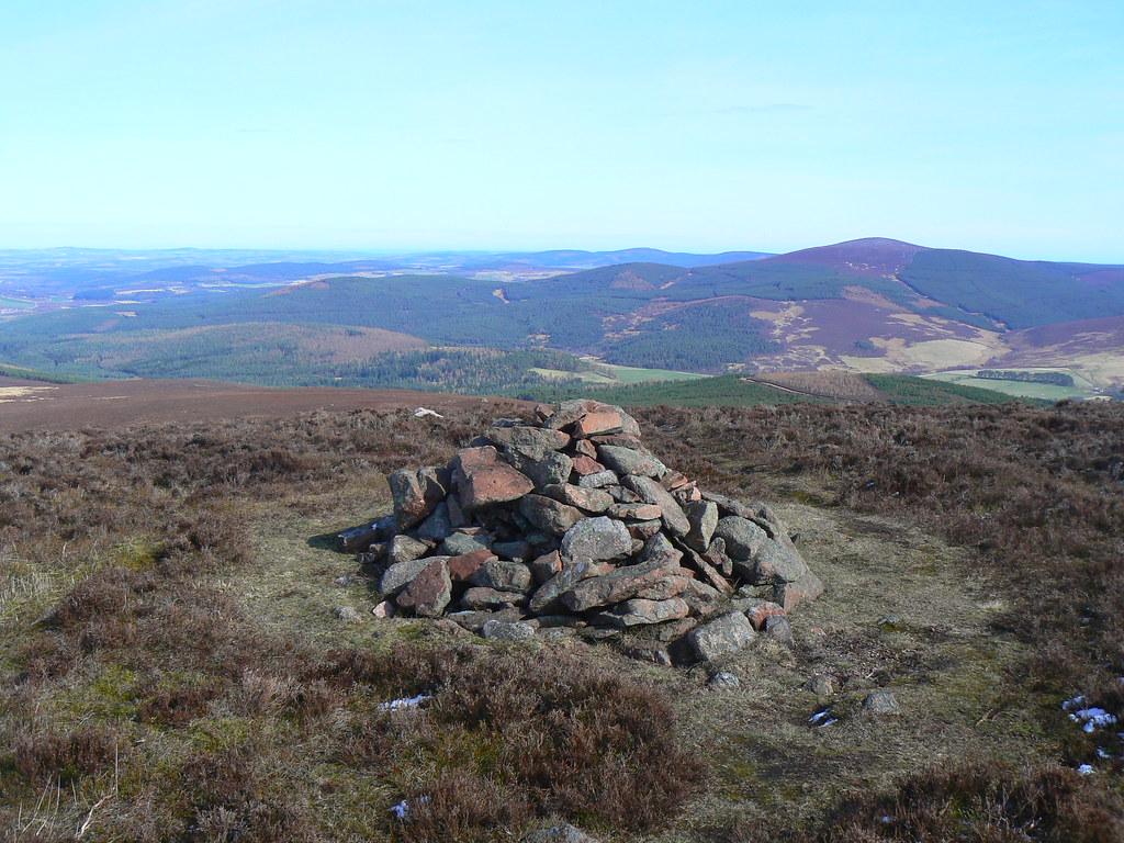 Summit of Mt Shade