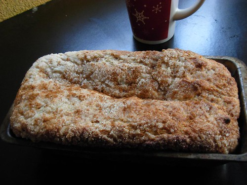 Cinnamon-Ginger Breakfast Bread