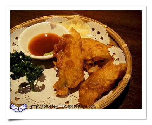 090306故  宮府城晶華09_寶島套餐-黃金炸蝦捲