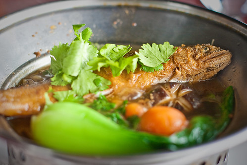 Herb + Fish