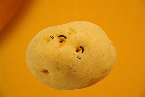 Shin Chan Potato