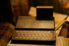 zx81 (l0rddavis) Tags: vintage computer sinclair zx81 16k sinclairresearch