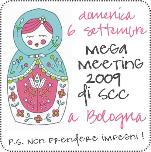 Annuncio, annuncio, annuncioooo: Mega Meeting di SCC